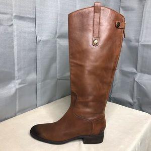 Sam Edelman Penny Brown Riding Boot Size 8